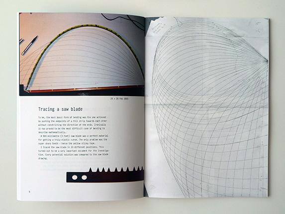 Bending book